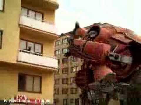 Re: Angry Robot