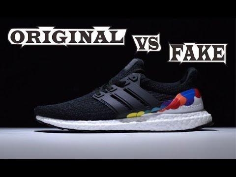 Adidas Ultra Boost Pride Original   Fake 081314dd12d59
