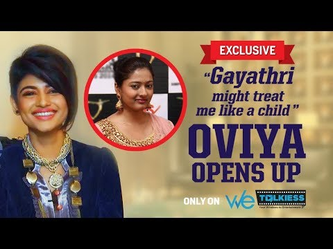 Gayathri might treat me like a child - Oviya opens up | Exclusive | WE Magazine Photoshoot