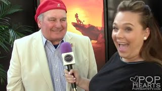 Ernie Sabella - The Lion Guard Red Carpet Premiere