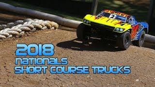 SpeedyRC Australian EP10 Off Road Nationals - Short Course Truck 10.5 Finals + Presentations