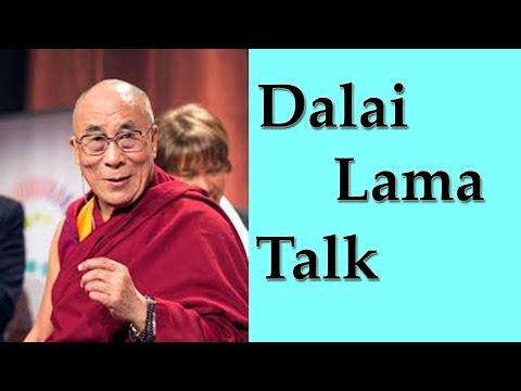 Dalai Lama Talk : Happiness, Compassion And World Peace