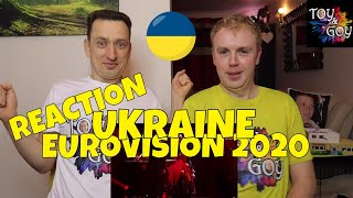 UKRAINE EUROVISION 2020 REACTION: Go_A - Solovey