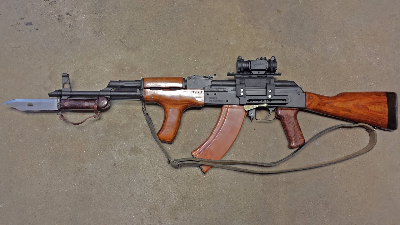 AK-47 (WASR 10)