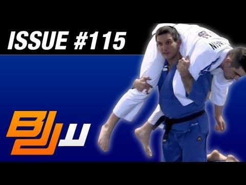Jimmy Pedro - Judo For Jiu Jitsu - Fireman's Carry - BJJ Weekly #115
