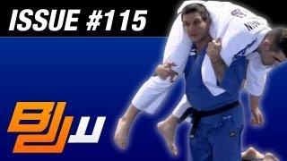 Jimmy Pedro – Judo for Jiu Jitsu – Fireman's Carry – BJJ Weekly #115