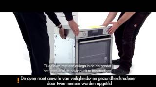 AEG Apollo oven installeren