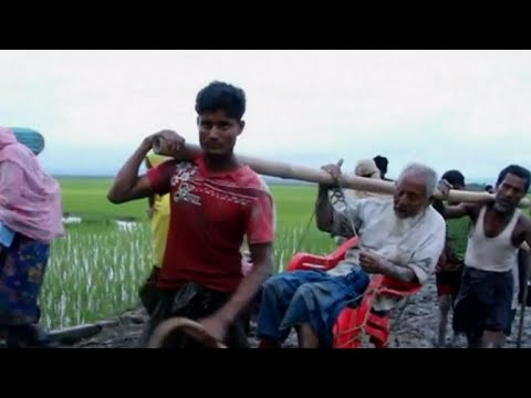 Is Myanmar's leader out of touch or ignoring Rohingya crisis?