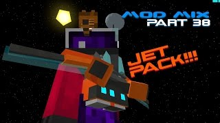 Modded Minecraft - How to Make a Mekanism JetPack [38]