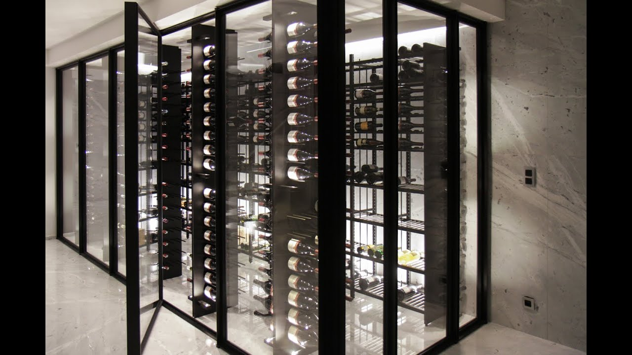 degr 12 design wine cellars cabinets gravity collection youtube. Black Bedroom Furniture Sets. Home Design Ideas