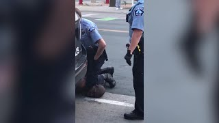 CONTENT WARNING: Video of the Arrest of George Floyd in Minneapolis