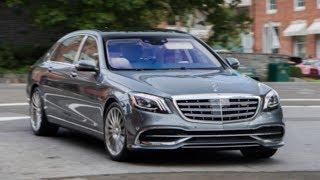 Mercedes-Benz Maybach 2018 Car Review