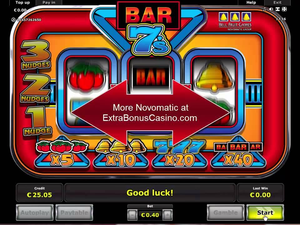 Alle Novomatic Online Casinos