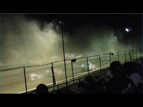 Albany-Saratoga Speedway - June 2, 2017 - Modified Main