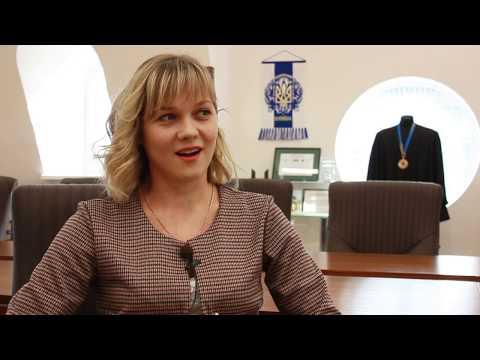Ти готовий? До навчання? Економіка і право? Ірина Бернацька розповідає про своє навчання.