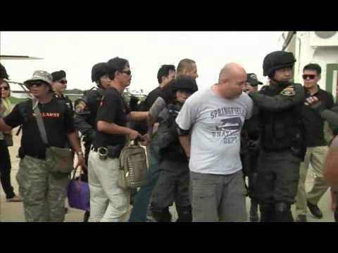Thailand Arrest