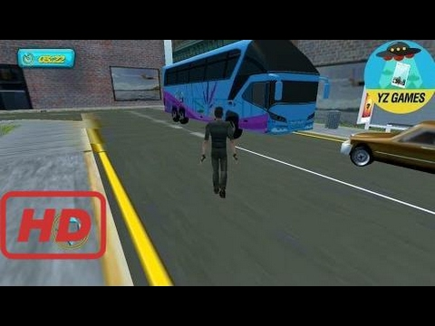 Tourist Bus Simulator 17 Android GamePlay FHD  #DIE
