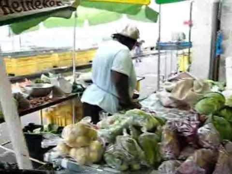 Dominica roseau farmers market
