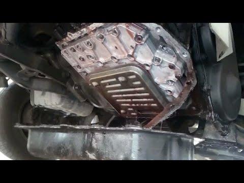 Como cambiar el aceite de una transmisión automática ...