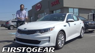2017 Kia Optima EX - First Gear - Review and Test Drive