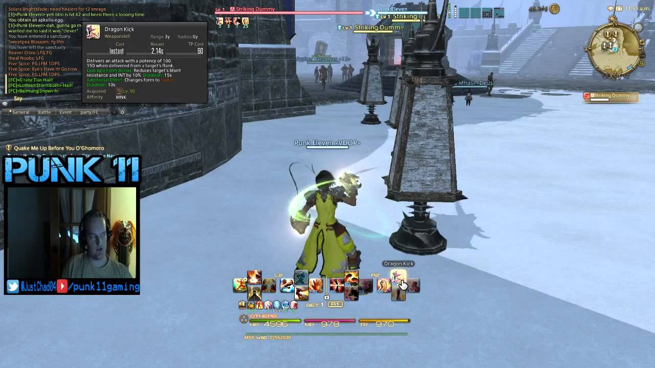 ffxiv how to become a monk