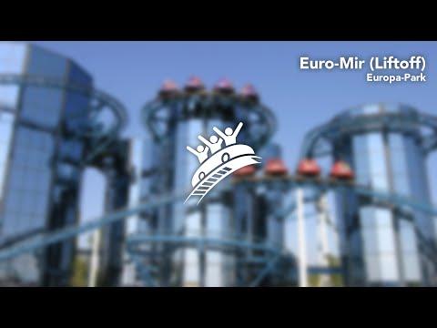Europa-Park: Euro-Mir Liftoff - Theme Park Music