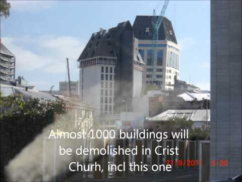 Christ Church, One Year after the earth quake