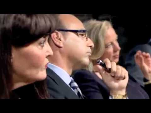 Hilary Devey Singing On Dragons Den! - Parody