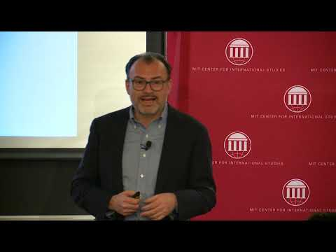 Starr Forum: From Principles To Implementation: The Challenge Of AI Policy Around The World