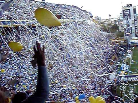 Boca Juniors vs. River Plate Argentina football soccer fans