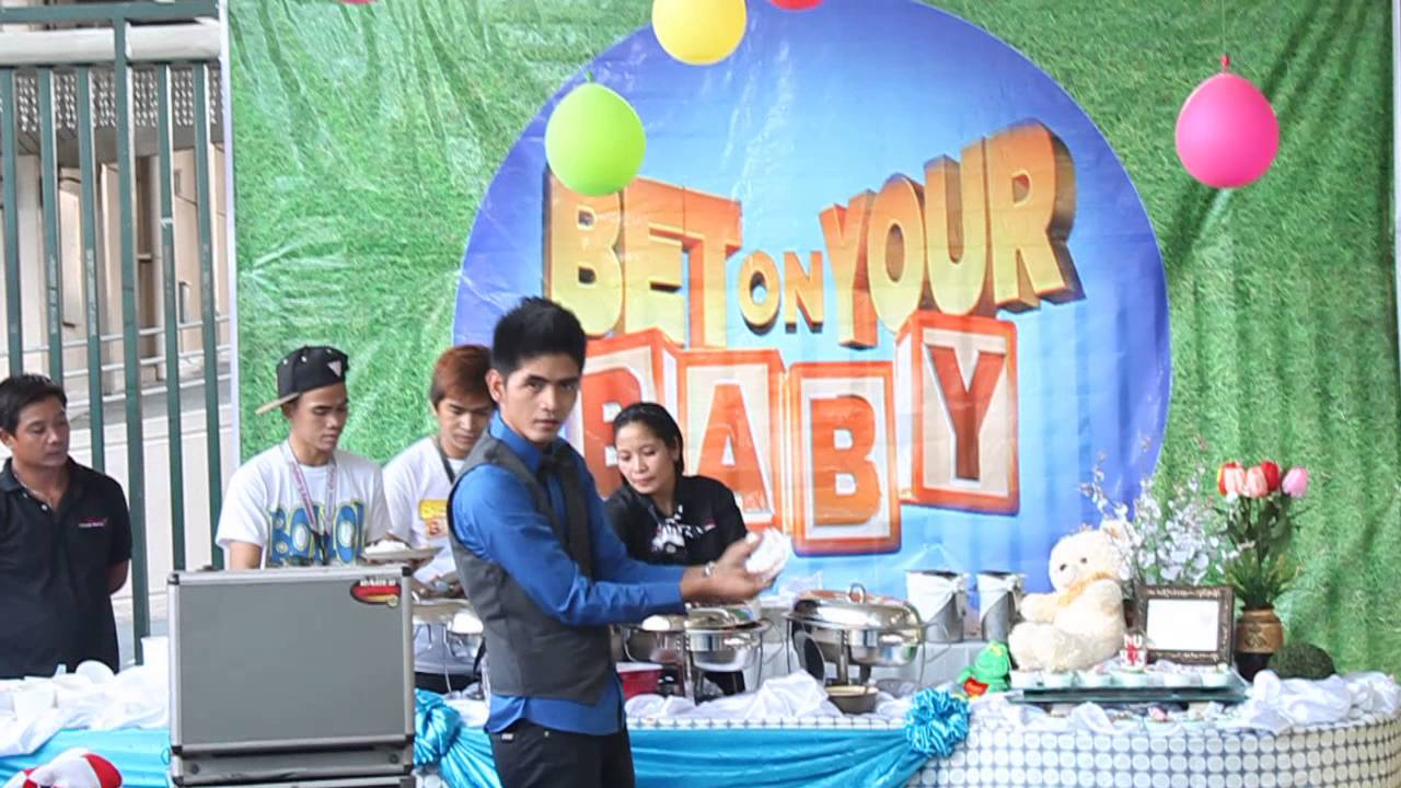 Bet on your baby philippines video clips sports betting gambling