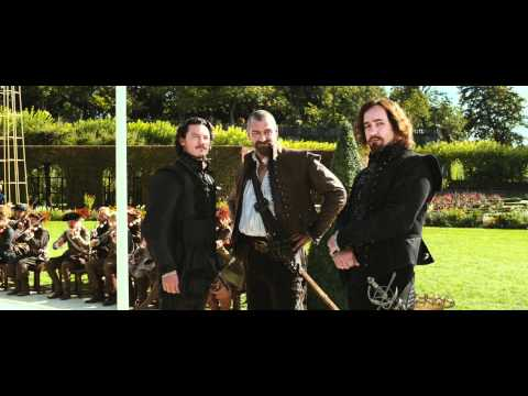 The Three Musketeers 3D - Teaser Trailer [2011] [HD]