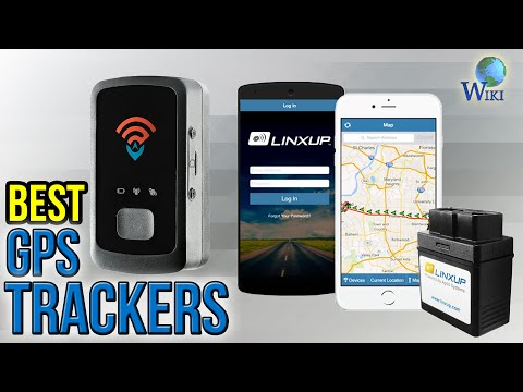 10 Best GPS Trackers 2017