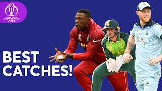 Best Catches So Far! | ICC Cricket World Cup 2019