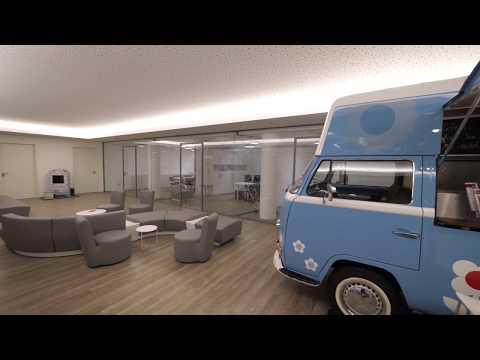 pro office Bremen richtet Erdgeschoss der BREBAU ein