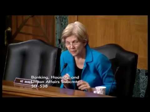 Elizabeth Warren - Exploring Opportunities for Private Investment in Public Infrastructure