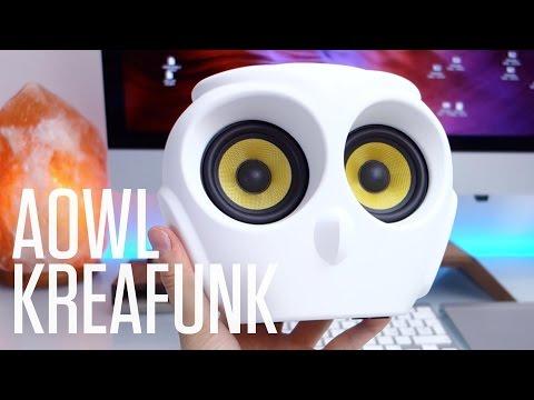 Kreafunk aOWL — Un SIMPATICO compagno di ascolto?
