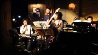 2012年1月8日「もりすず」ライブより もりすず○ VO-MAKI○ VO&KEYBOARD ...