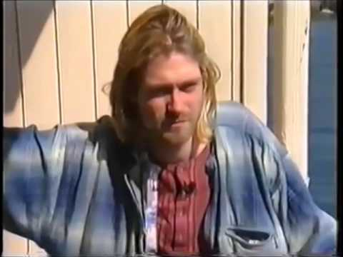 Nirvana talks about Frances Farmer