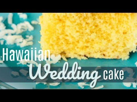 Hawaiian Wedding Cake.Hawaiian Wedding Cake