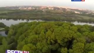 Игорь Васильев на канале Россия 2. Новости.