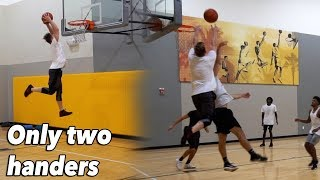 """9'9"""" Only Two hands - Pickup + Embarrassing 
