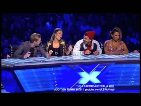 Shaggy song Australia X factor 2011