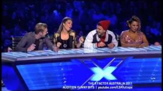 Shaggy song Australia X factor 2011