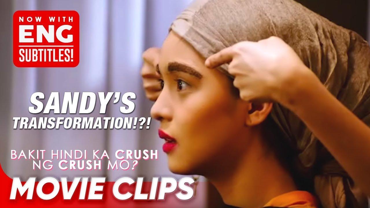 Download Ang epic transformation ni Sandy (Kim)! | 'Bakit Hindi Ka Crush ng Crush Mo?'