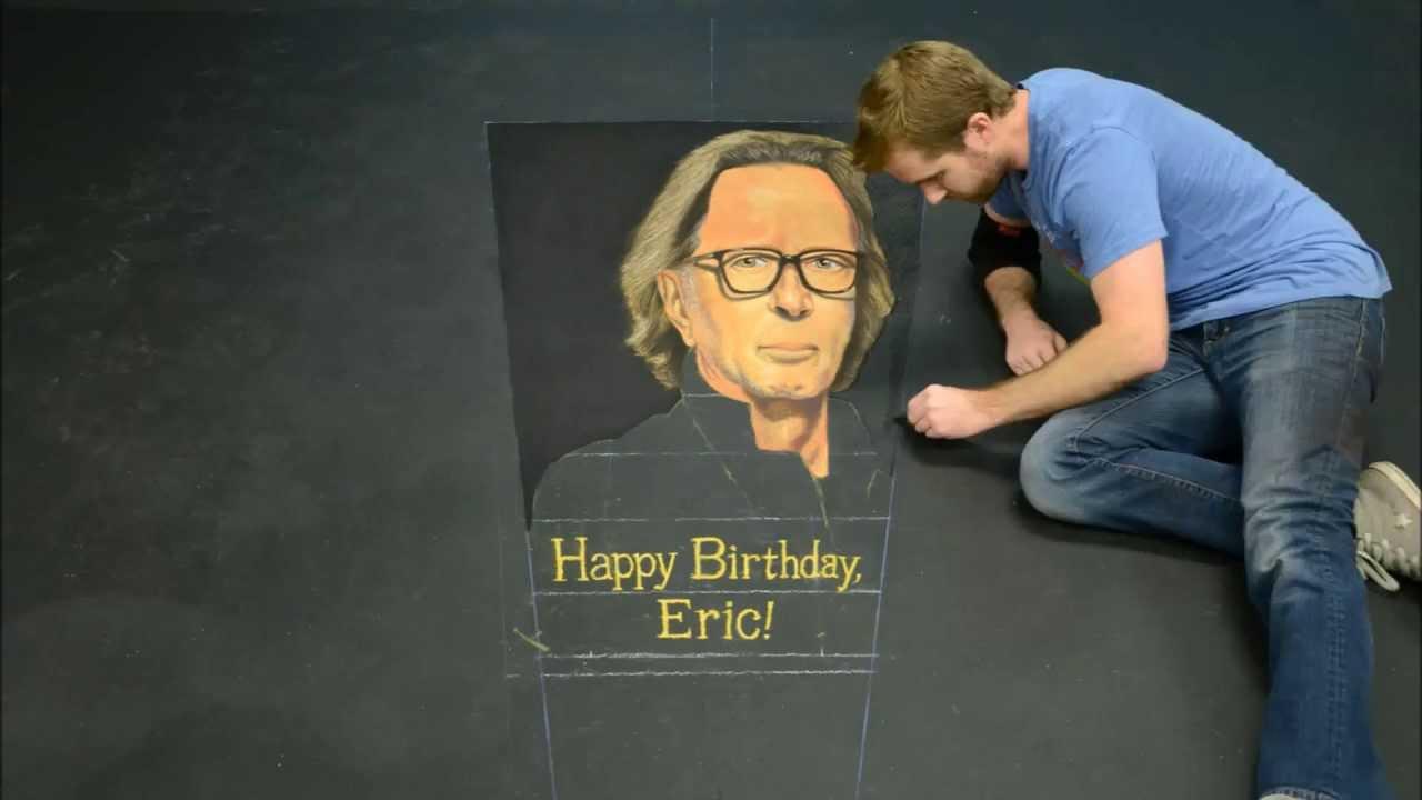eric clapton birthday Happy 70th Birthday to Eric Clapton From Reprise Records   Time  eric clapton birthday