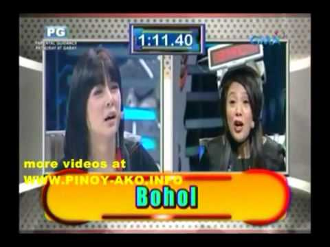 Alice Dixson/Cherry Pie Picache - Eat Bulaga
