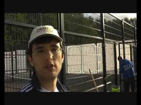 Apertura Pistas Padel Rotterdam - New Paddle courts in Rotterdam