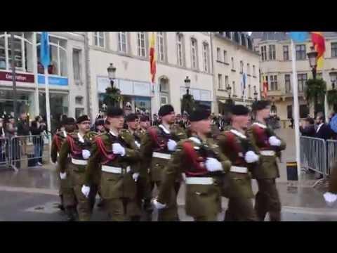 Luxembourg Palace Guard