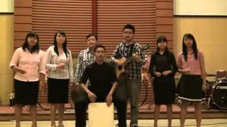 It Is Done-Sidney Mohede ft. Darlene Zschech (cover by Summer CellGroup)  #YouTubeItIsDone
